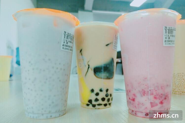 全国奶茶加盟排行榜