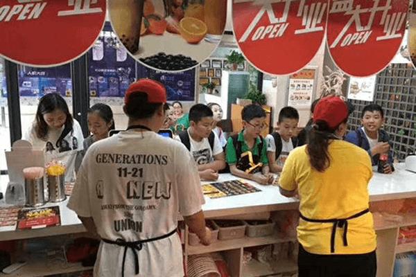 福建廈門再添快樂星漢堡十大品牌漢堡店,優質服務看得見!