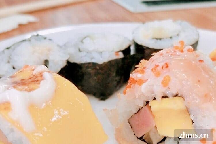 夏目外带寿司有哪些加盟流程