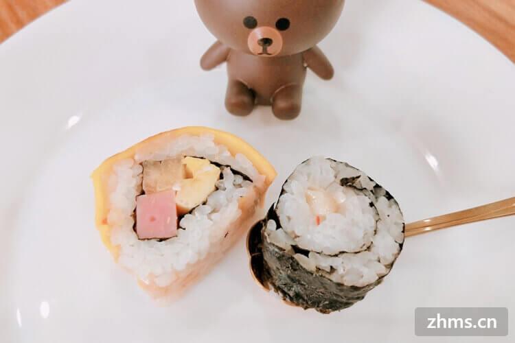 熙顺寿司加盟费多少