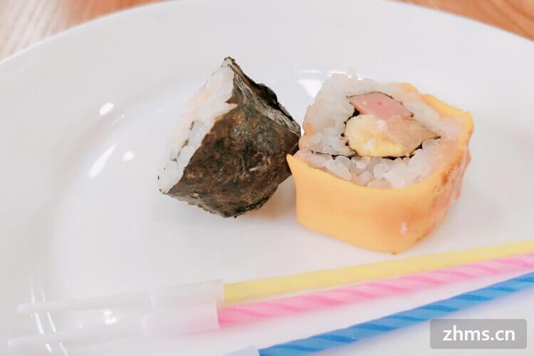 壹寿司加盟支持的优势是什么?众多优势早加盟!