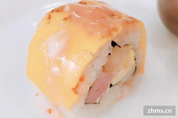 旋转寿司加盟