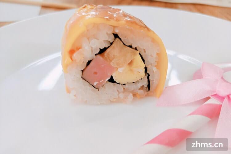 和兆外带寿司加盟优势是什么?优势多多值得选择!