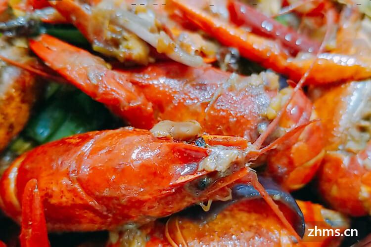 龙虾加盟优势