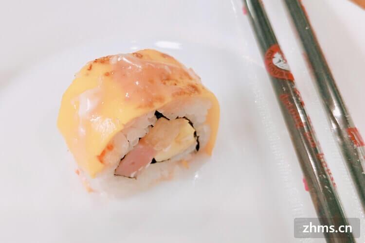 越前外带寿司有哪些加盟流程