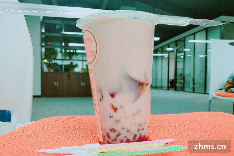 现在比较火的奶茶品牌有哪些