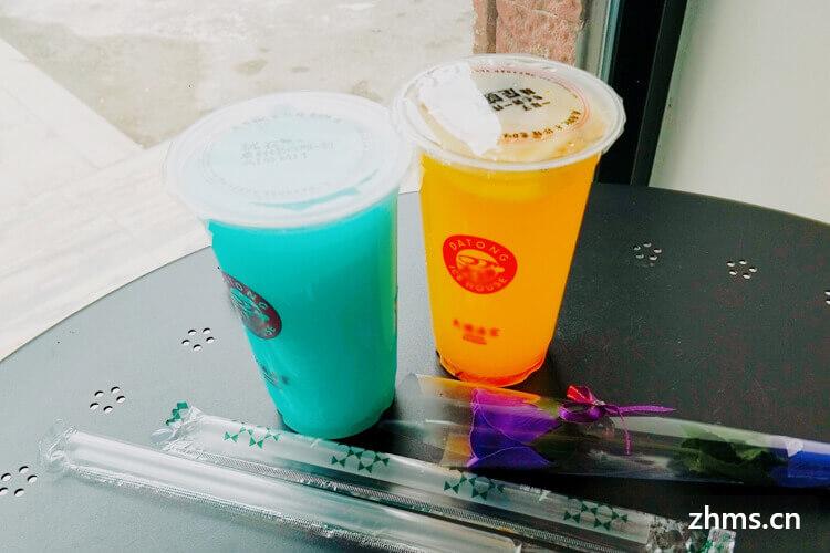 奶茶饮品加盟店排行榜