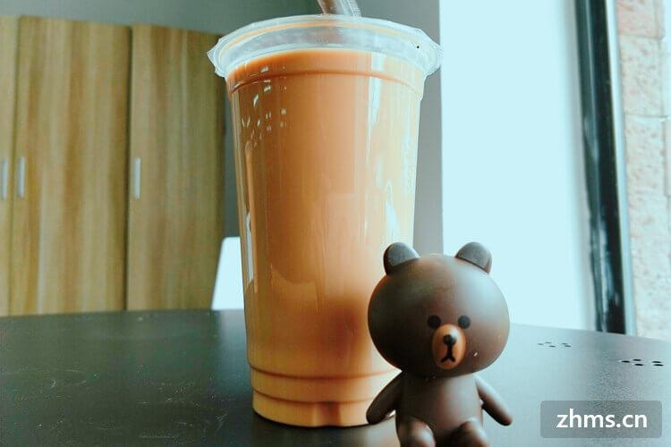 古茗奶茶相似图片2