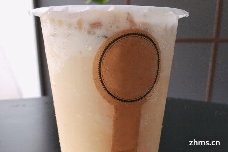 甘度奶茶加盟项目介绍