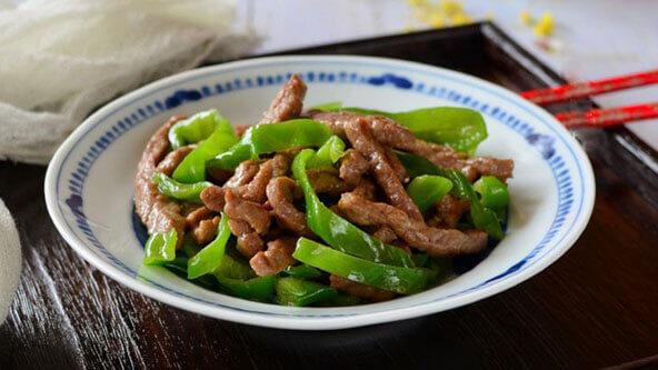 好吃的青椒牛柳你会做吗