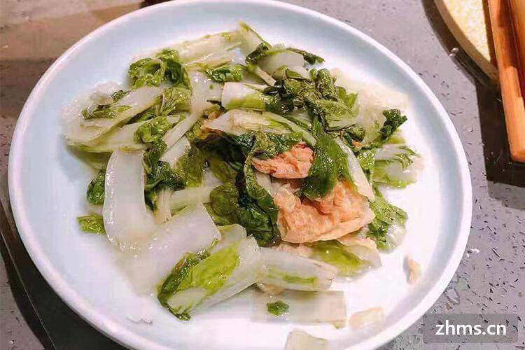 炒白菜的做法有哪些