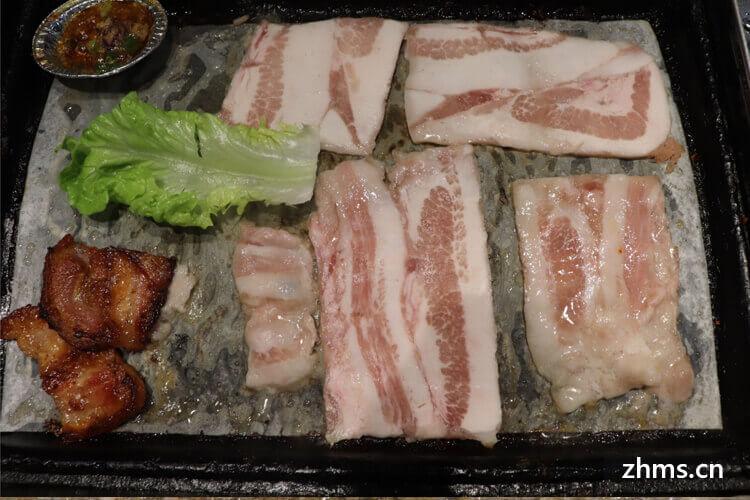加盟尚品宫韩式烤肉