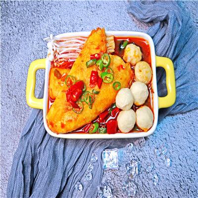 烤鱼夫人烤鱼饭图2