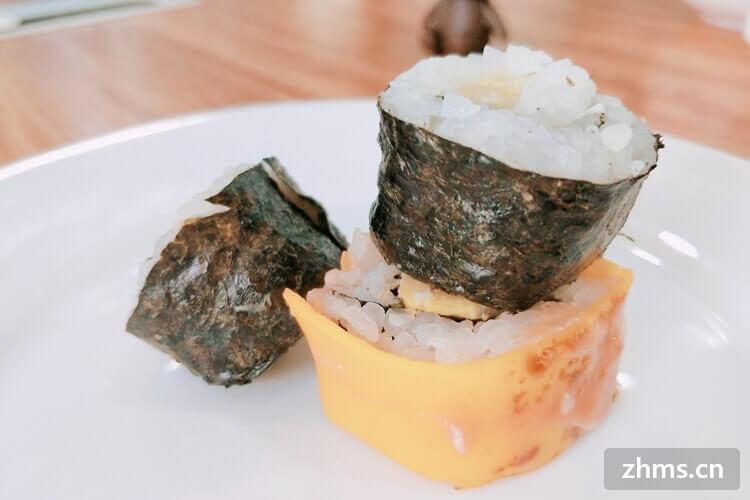 河风寿司加盟费多少