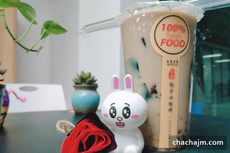 中国十大奶茶排行榜