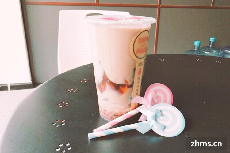 奶茶十大品牌