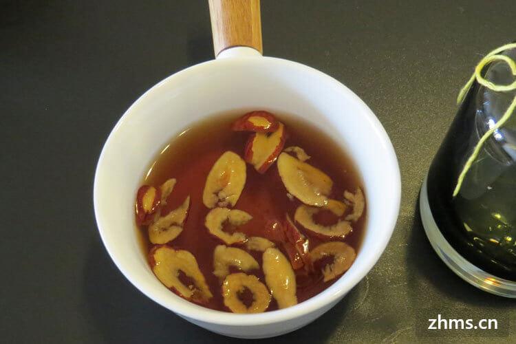 大枣枸杞红糖