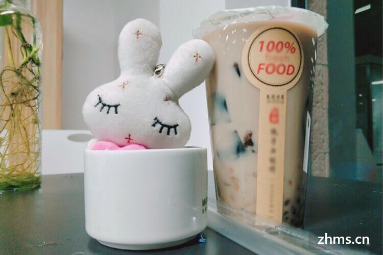 晓麟奶茶加盟费多少