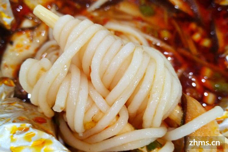 重庆米线加盟店排行榜