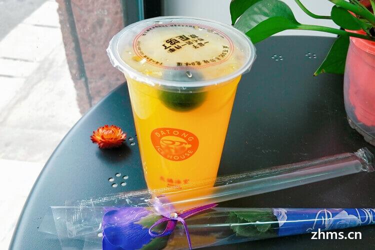 8090茶饮加盟