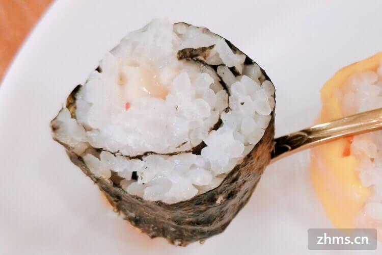寿司加盟需要多少钱