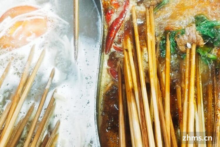 冷鍋串串怎么擺攤賣呢