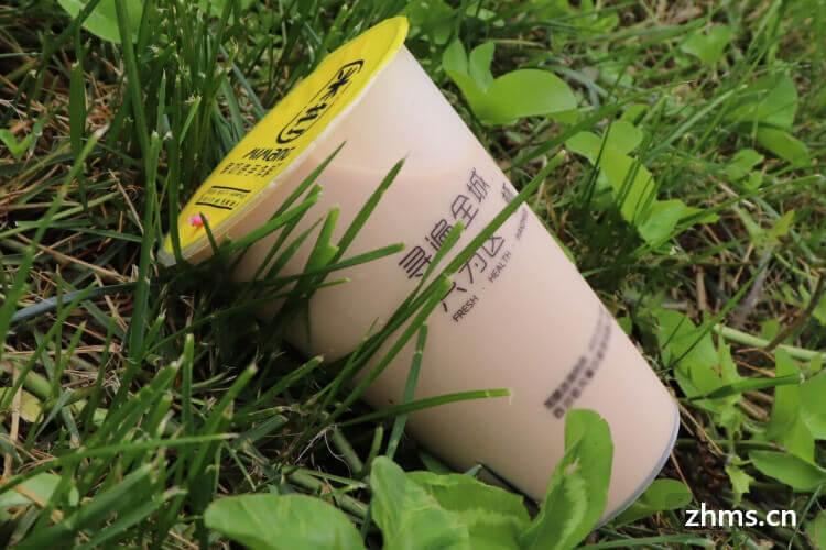 上海奶茶加盟多少钱