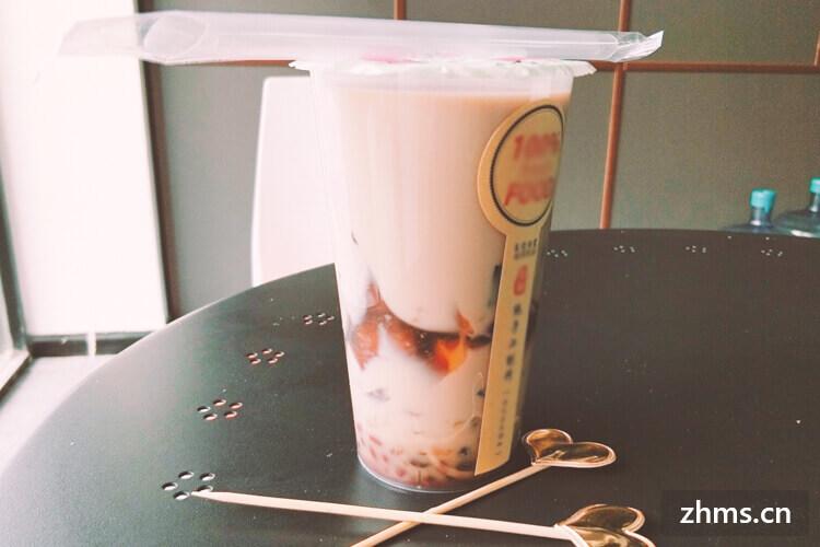 浙江奶茶加盟连锁店排行前五名