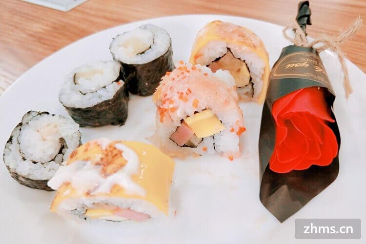 品牌寿司店加盟