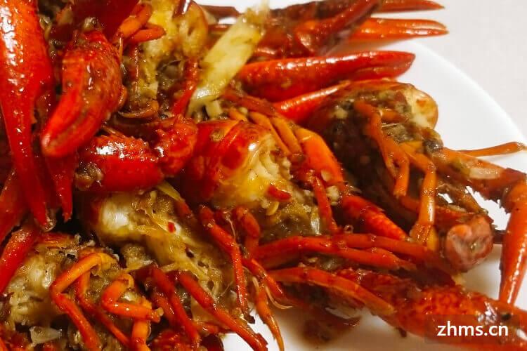 漫天香手抓小龙虾加盟优势是什么