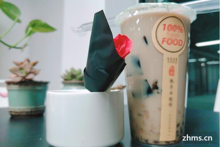 主题奶茶加盟