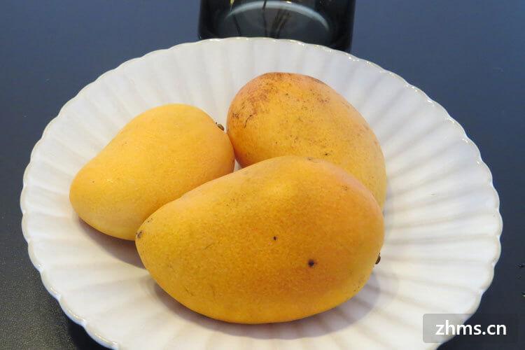 怎样吃芒果
