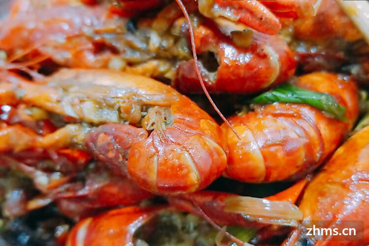 龙虾加盟店排名最新榜单