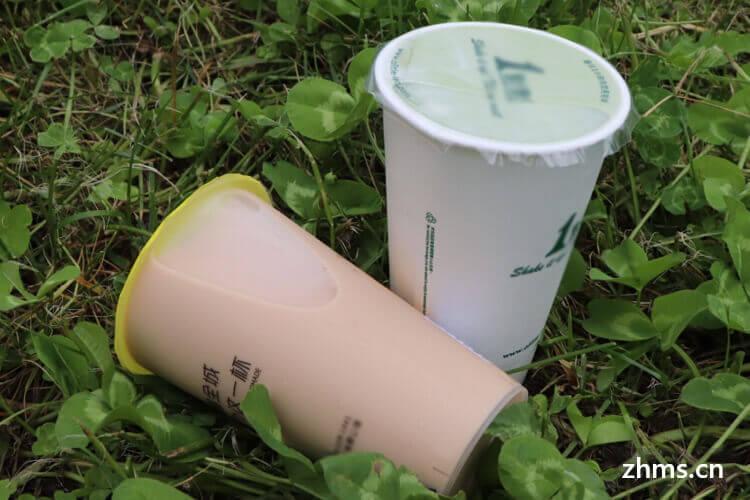 衢州奶茶加盟店