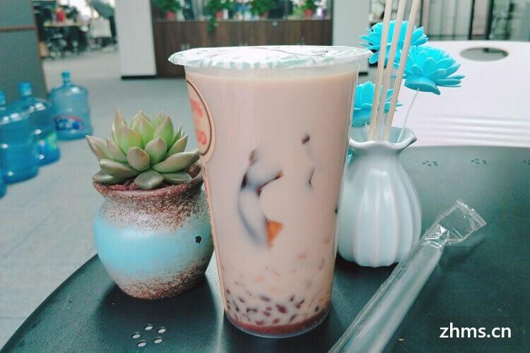 特色奶茶加盟连锁店