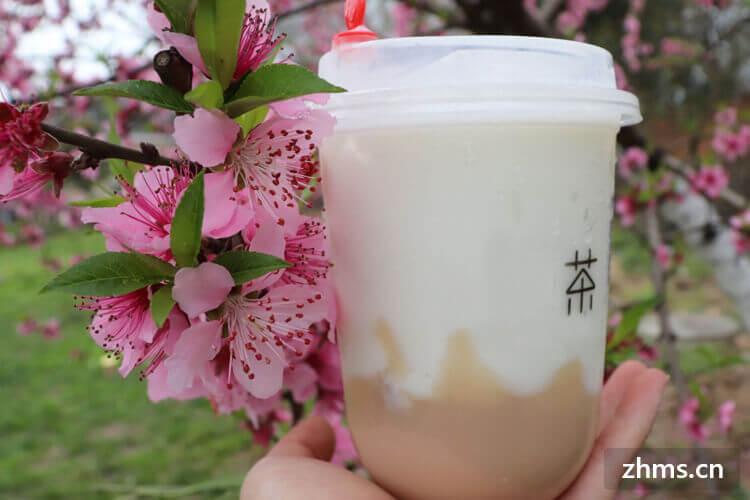 茶饮连锁店加盟