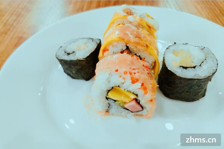 加盟争鲜外带寿司有哪些支持