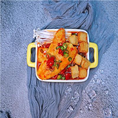 烤鱼夫人烤鱼饭图6