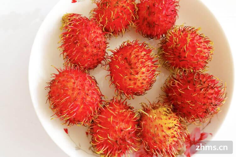 红毛丹的正确吃法是怎样的,吃的时候有哪些注意事项呢