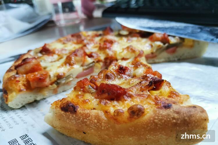 2021年小型披萨加盟店排行榜