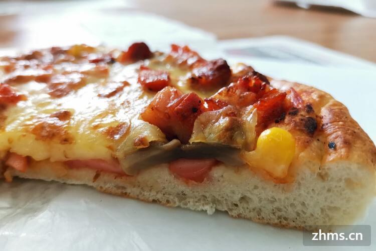 开一家披萨店大概要多少钱