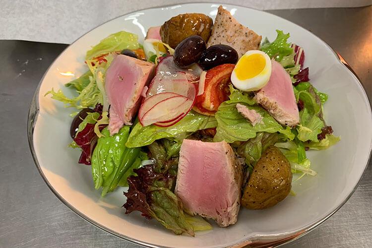 简约餐——低卡又健康的蔬菜沙拉
