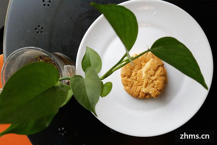 中式糕点加盟