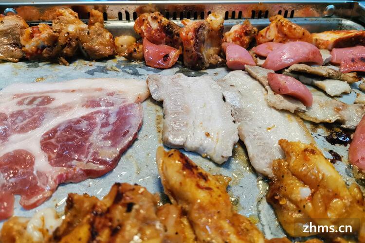 韩国诱惑海鲜自助烤肉相似图片2