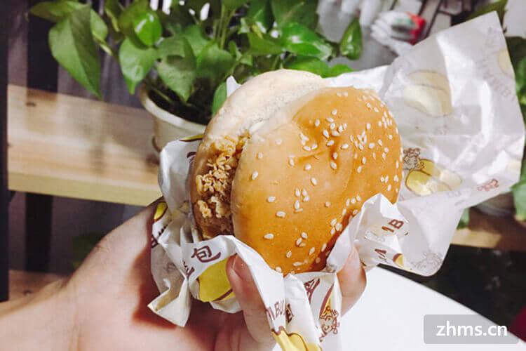 开家汉堡王得多少钱?投资这么小!