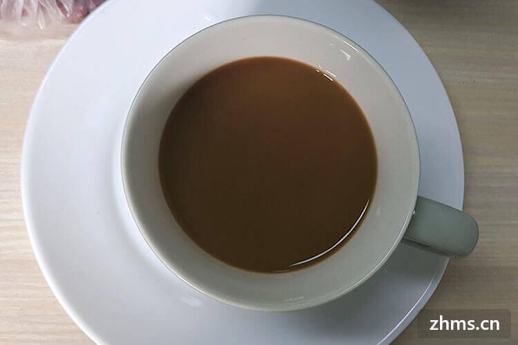 谁的咖啡加盟费