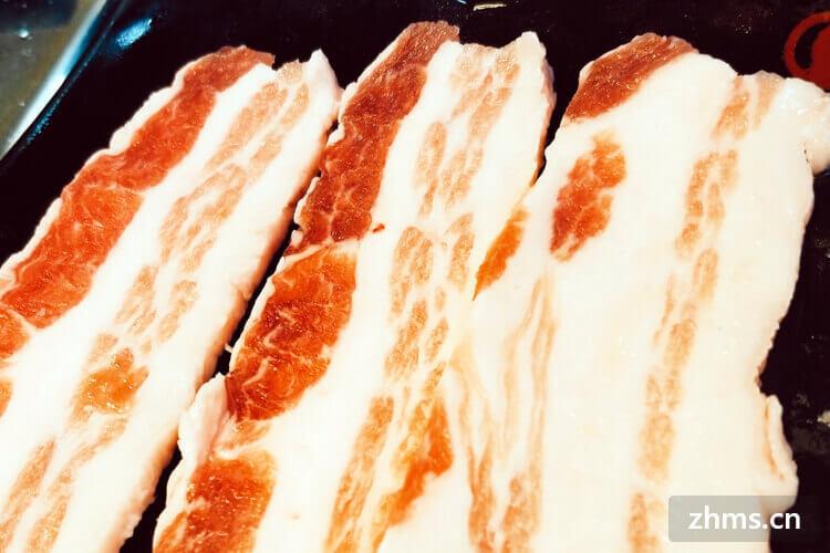 想做一点五花肉串串来吃,五花肉怎么切好穿成串?