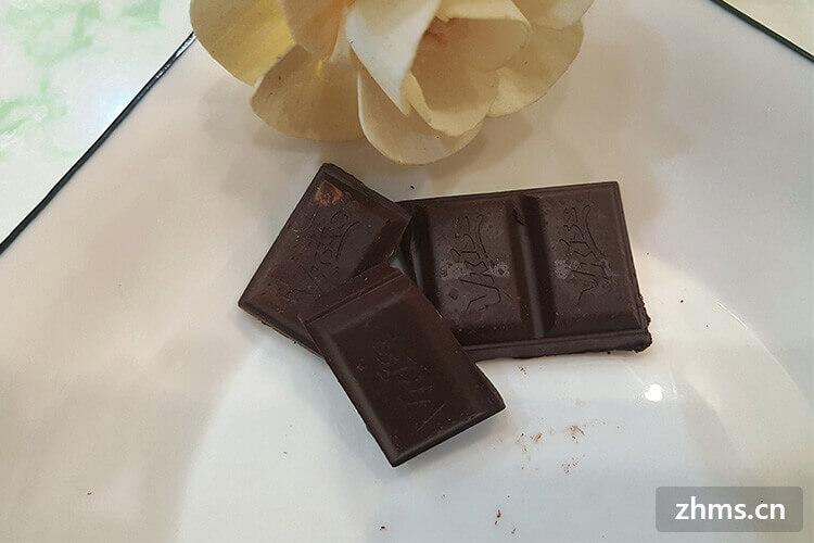 孕妇能吃黑巧克力吗