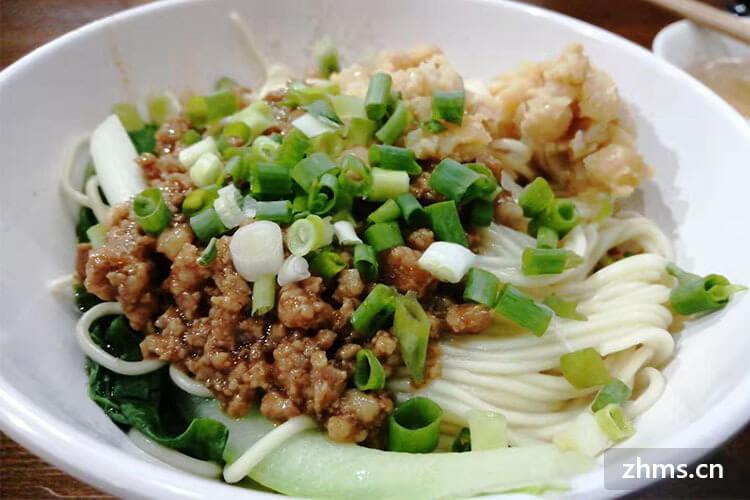 李记山野菜杂面条相似图1