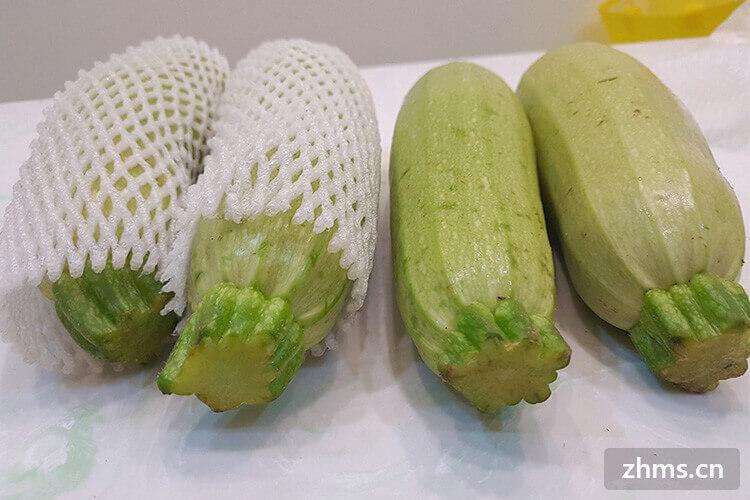 笋瓜和西葫芦区别吗?有哪些区别呢?